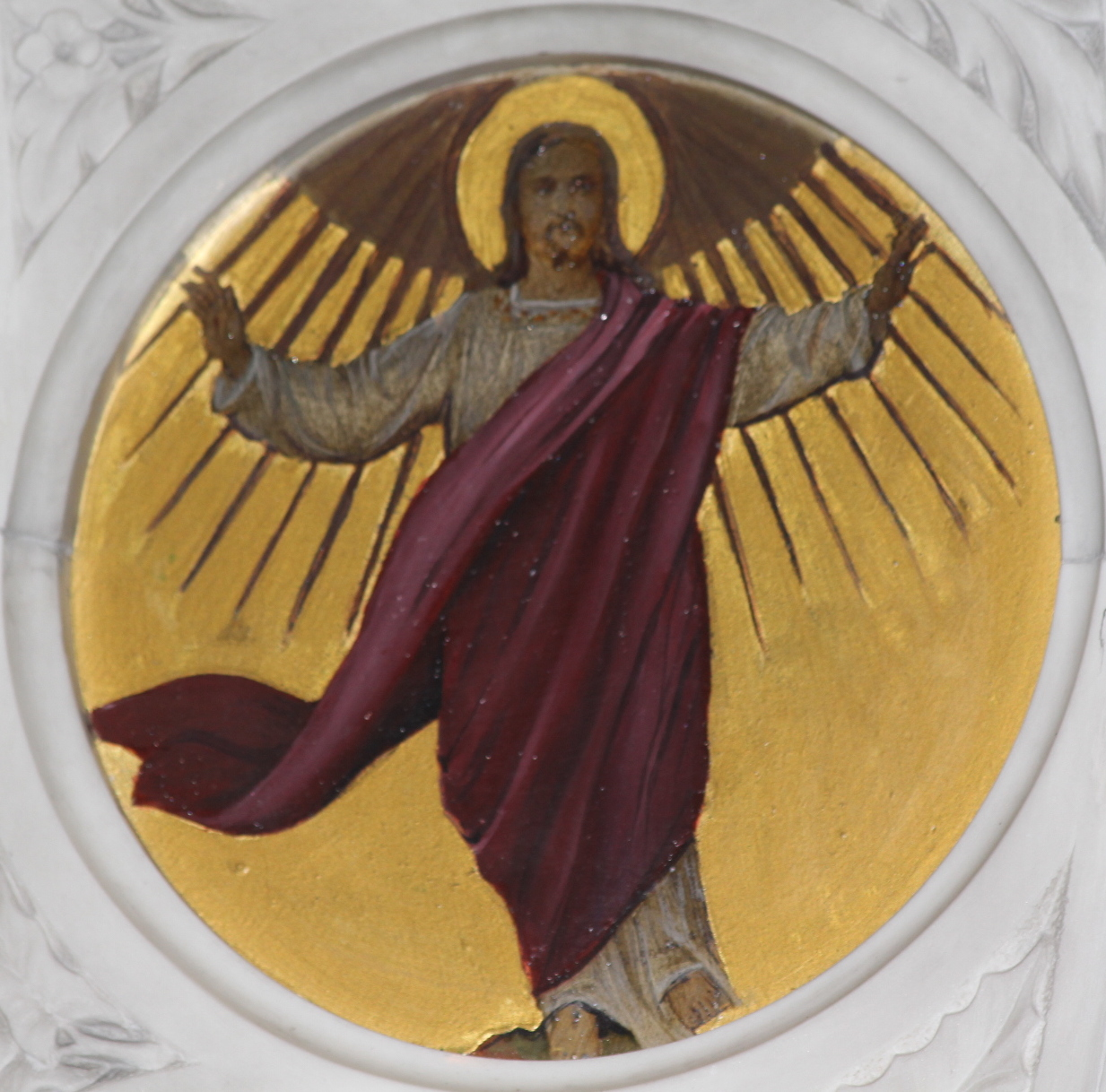 Ascention of Jesus